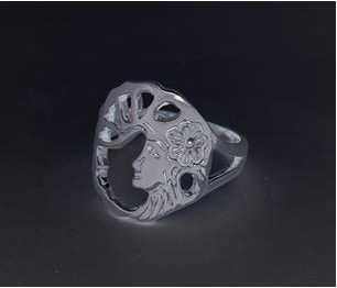 Woman Within International Silver Ring