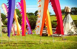 Tipi Flags